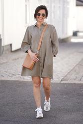 Elaina Dress Vetiver