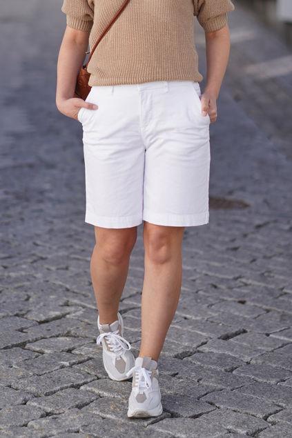 Soffas Shorts Hvit