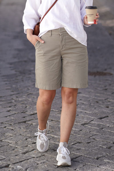 Soffas Shorts Vetiver