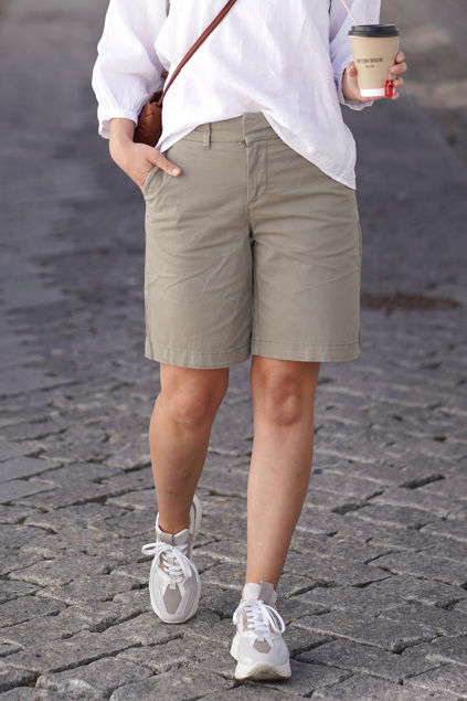 Soffas Shorts Vetiver
