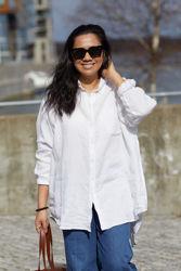 Leona Shirt Hvit
