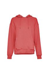 Ima DS Logo Hood Sweatshirt Rosa