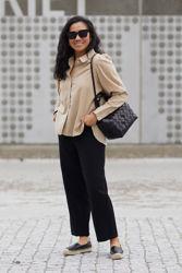 Sybilla Linen Shirt Nomad