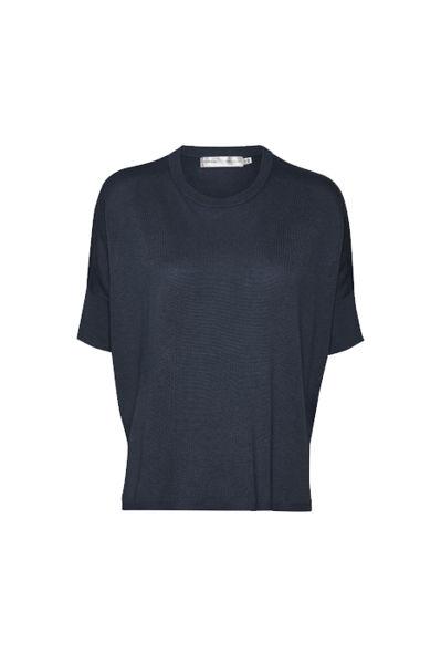 Derby Pullover Marineblå