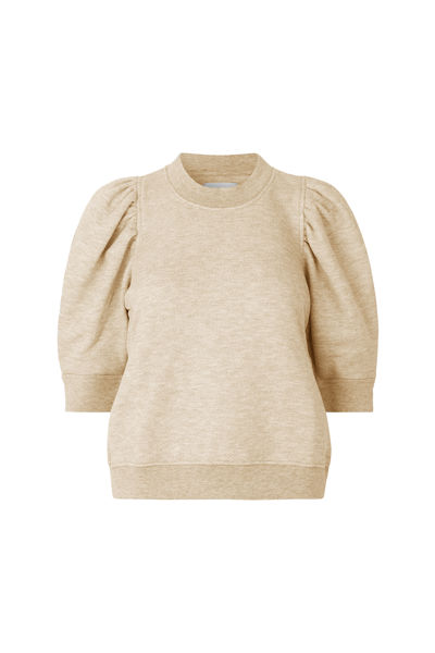 Dawni Sweat Tee Off-white