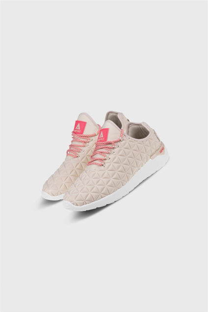 Asfvlt Speed Sock Tan Coral