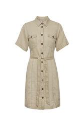 Imane Dress Safari