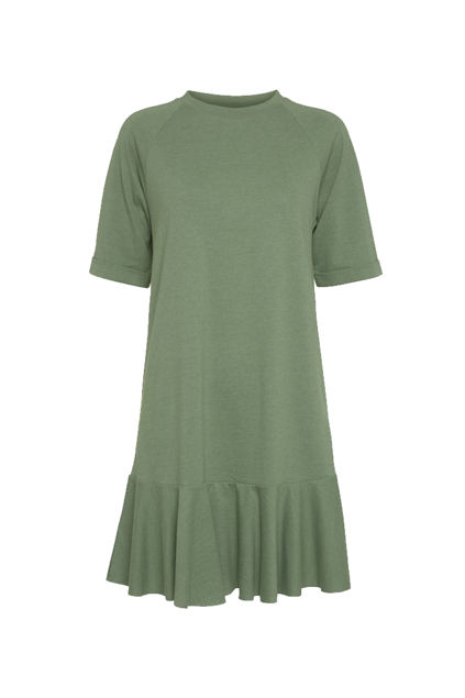 Payton dress Green melange