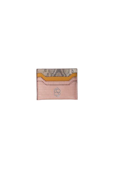 Mirella Card Holder Dusty Pink