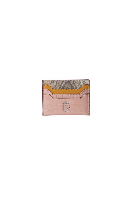 Mirella Card Holder Dusty Pink