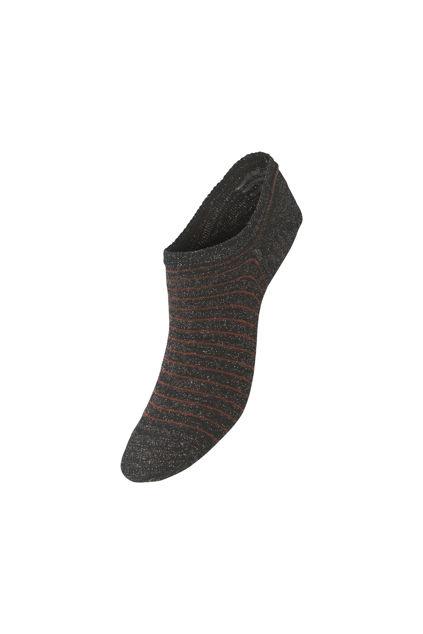 Sneakie Stripe Sock Night Sky