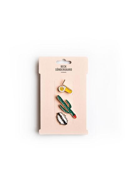 Aleece Pins Multi Colour