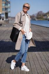 Adler Shirt Jacket Sandstone