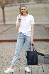 Ulysa T-shirt Knockout pink