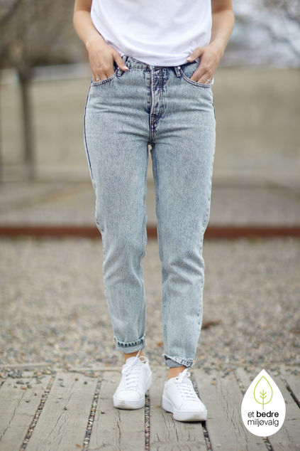 Hepburn HW wash Melrose Denim Blue