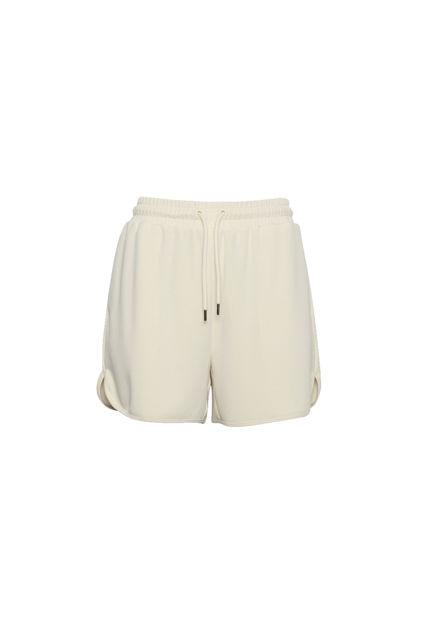 Terisa Merla Shorts Egret
