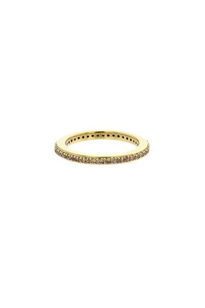 Venus Medici Ring Champagne