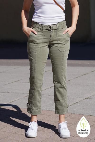 Debby Pocket Khaki