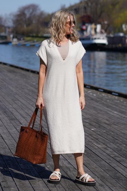 Juan Dress Off-white