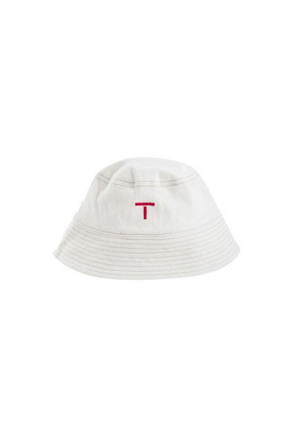 Tomorrow Bucket Hat Ecru