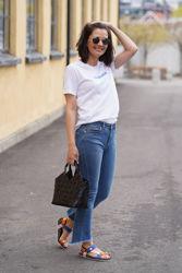 Ulysa T-shirt Dazzling Blue
