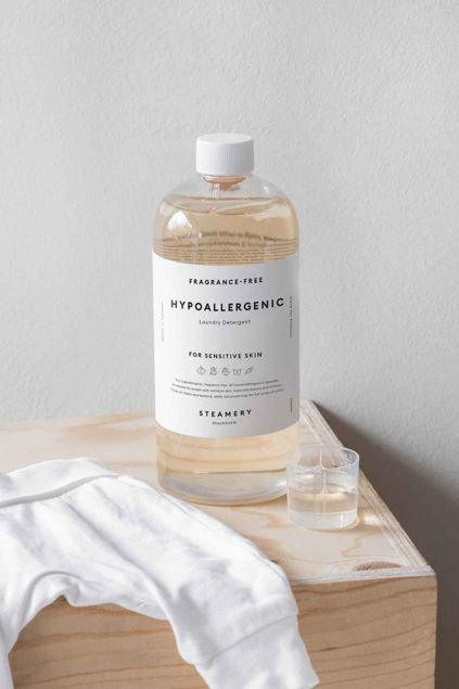 Hypoallergenic Laundry Detergent Fragrance-Free