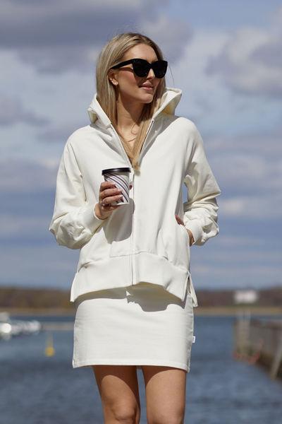 Turner jacket Cream