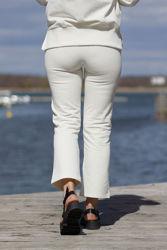 Elma pants Cream