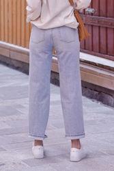 Birkin straight jeans wash Puerto Banus Denim Blue
