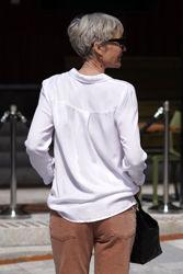 Jagger Shirt Hvit