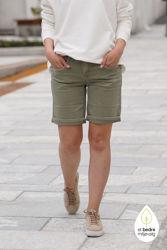 Relax Shorts Jog Khaki