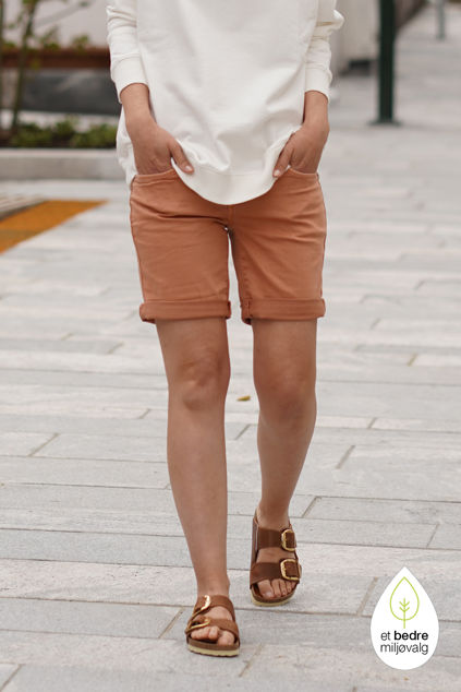 Relax Shorts Jog Peach