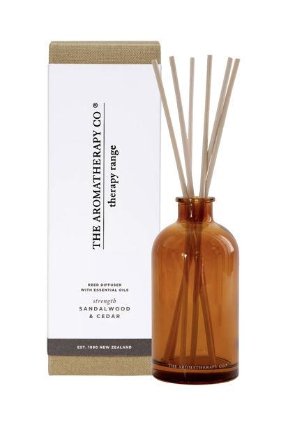 Therapy Diffuser Strength 250 ml Sandalwood & Cedar