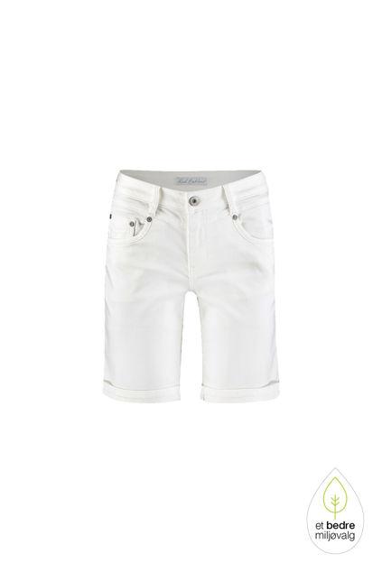 Relax Shorts Jog Hvit