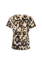 Alma T-shirt Natural Big Leo