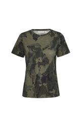 Alma T-shirt Green Structure