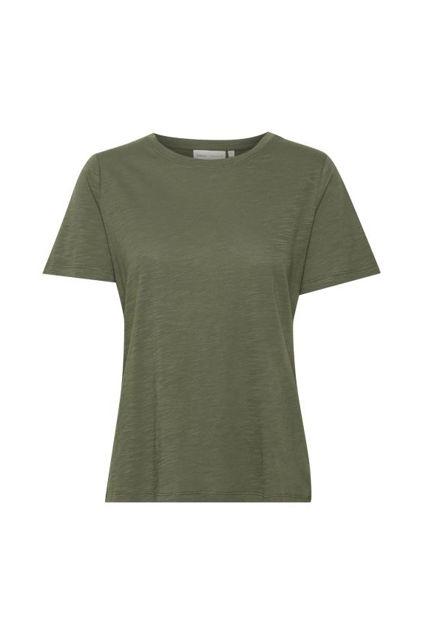 Alma T-shirt Beetle Green