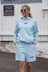 Rimini Game Shorts Isblå