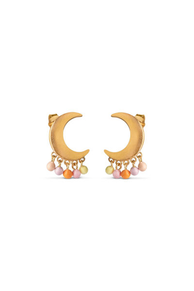 Lune Earring Mix Pastell
