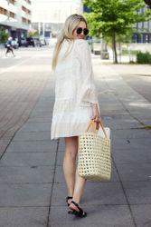 Ada Dress Beige
