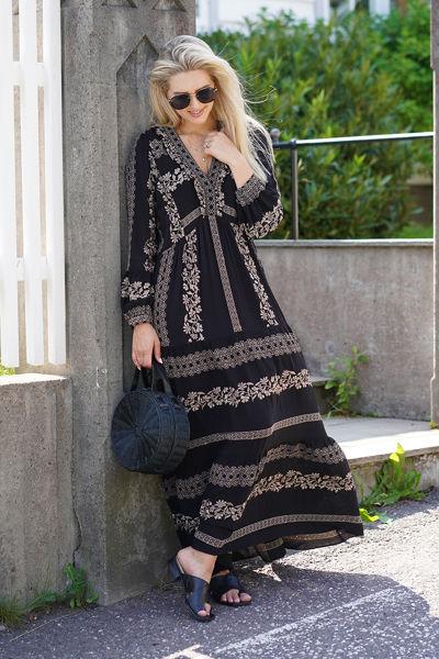 Savannah dress Sort