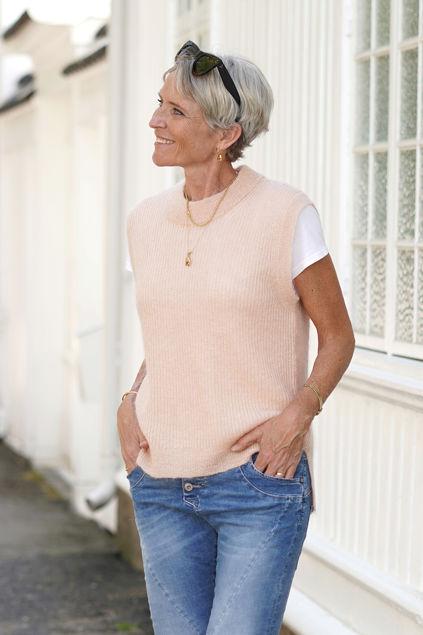 Connie Vest Fersken