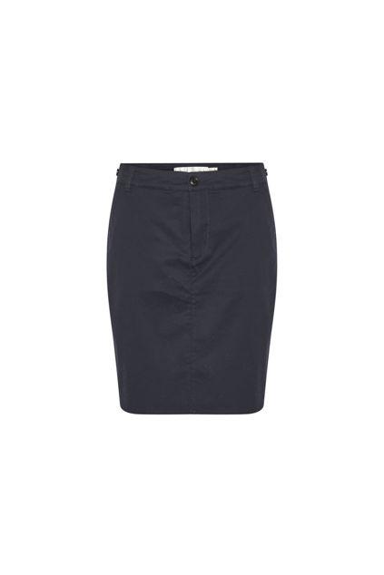 Birta Skirt Marineblå