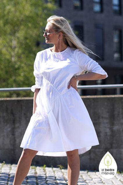 Blaze Dress Hvit