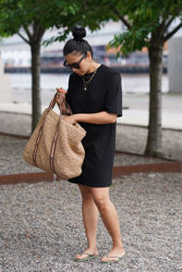 Jolie dress Sort