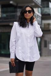 Ebu shirt Hvit