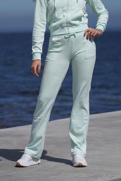 Cotton Rich Del Ray (Pocket Design) Pant Mint