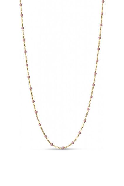 Lola Necklace Light Pink