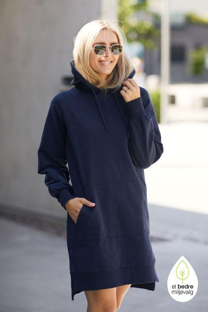 SUSER Dress Marineblå