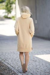 SUSER Dress Beige